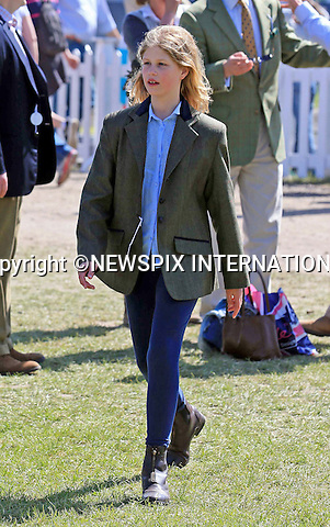 16.05.2015, Windsor; UK: ROYALS DAY AT WINDSOR HORSE SHOW<br />