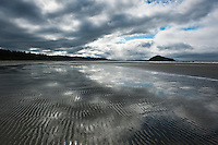 Long Beach, Pacific Rim national park, Vancouver island, Canada