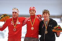 World Cup Inzell 09-10-02-13 RUSSIA