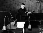 Unidentified male conductor at Glyndebourne