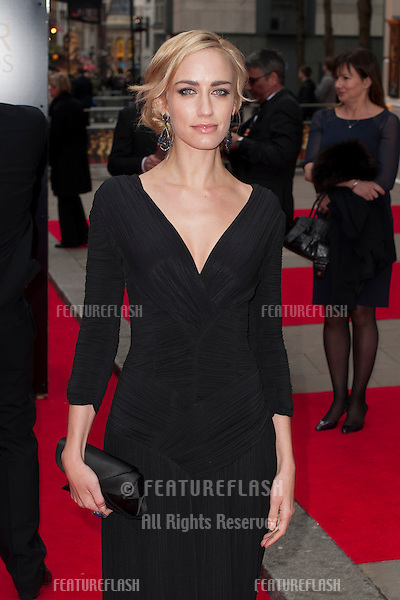 Ruta Gedmintas arriving for the Laurence Olivier Awards 2013 at the Royal Opera House, Covent Garden, London. 28/04/2013 Picture by: Simon Burchell / Featureflash