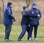 290310 Rangers training