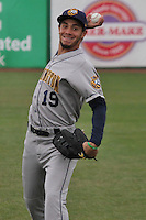 2014 April 30 Burlington Bees (Angels) @ Wisconsin Timber Rattlers (Brewers)
