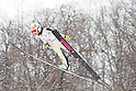 Sara Takanashi (JPN).FEBRUARY 7, 2012 - Ski Jumping : 15 year-old Sara Takanashi of Japan competes during the All-Japan Ski Jumping Championship women's NH at Miyanomori Jump Stadium in Sapporo, Japan..(Photo by AFLO)