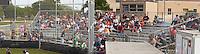 SAN ANTONIO, TX - APRIL 1, 2006: The Texas State University Bobcats vs. The University of Texas at San Antonio Roadrunners Softball at Roadrunner Field. (Photo by Jeff Huehn)