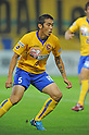 Cho Byung Kuk (Vegalta),JULY 23, 2011 - Football / Soccer :2011 J.League Division 1 match between Vegalta Sendai 0-1 Omiya Ardija at Yurtec Stadium Sendai in Miyagi, Japan. (Photo by AFLO)