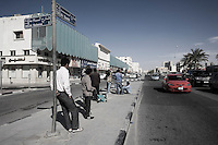 Qatar - Doha. Al Sadd Street, the first commercial street of Doha