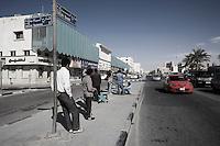 Qatar - Doha. Al Sadd Street, the first commercial street of Doha