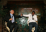 Viscount Monckton of Brenchley and Tracey Morgan attends The Darker Side of Green debate series moderated by Tracey Morgan at the The Bowery Hotel, NY 7/27/10 D. Salters/WENN