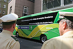 2006.06.30 World Cup: Brazil Team Bus
