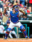 3 March 2010: New York Mets' catcher Josh Thole in action during a Grapefruit League game against the Atlanta Braves at Champion Stadium in the ESPN Wide World of Sports Complex in Orlando, Florida. The Braves defeated the Mets 9-5 in the Spring Training matchup. Mandatory Credit: Ed Wolfstein Photo