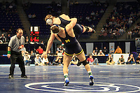 09 Big Ten Wrestling Tournament Michigan Session II