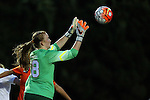 24 September 2015: Syracuse's Courtney Brosnan. The University of North Carolina Tar Heels hosted the Syracuse University Orange at Fetzer Field in Chapel Hill, NC in a 2015 NCAA Division I Women's Soccer game. UNC won the game 3-1.