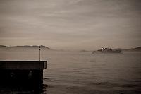 Pier 39 in San Francisco at Sunset | December 11, 2010