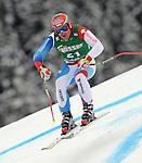 Ski Alpin; 69. Hahnenkamm Rennen, Super G