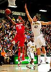 2010-01-21 NCAA: Stony Brook at Vermont Men's Basketball