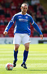St Johnstone... season 2011-12.Dave Mackay.Picture by Graeme Hart..Copyright Perthshire Picture Agency.Tel: 01738 623350  Mobile: 07990 594431