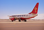 Midwest plane in Sharm El Sheikh, Egypt