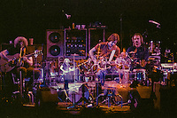Grateful Dead at Radio City Music Hall | Double Exposures of both nights Acoustic over Electric Sets