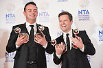 Ant and Dec triumphed again at the National Television Awards 2014