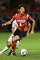 Takuya Aoki (Ardija),..AUGUST 7, 2011 - Football / Soccer :..2011 J.League Division 1 match between Omiya Ardija 2-2 Vegalta Sendai at NACK5 Stadium Omiya in Saitama, Japan. (Photo by Hiroyuki Sato/AFLO)