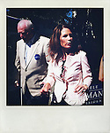 Republican presidential hopeful Michele Bachmann at a campaign stop on Wednesday, July 20, 2011 in Norwalk, IA.