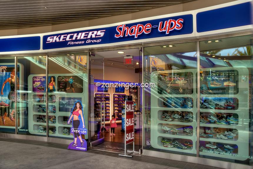 Skechers, Shoe Store, Santa Monica Place, Santa Monica, CA, official site for Shape-Ups