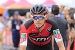 Rohan Denis (AUS) BMC Racing Team at sign on before Stage 2 of the 100th edition of the Giro d'Italia 2017, running 221km from Olbia to Tortoli, Sardinia, Italy. 6th May 2017.<br /> Picture: Eoin Clarke | Cyclefile<br /> <br /> <br /> All photos usage must carry mandatory copyright credit (&copy; Cyclefile | Eoin Clarke)