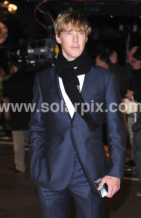 **ALL ROUND PICTURES FROM SOLARPIX.COM**                                             **WORLDWIDE SYNDICATION RIGHTS**                                                                                  Caption: attends the American Express Gala Screening of The King's Speech during the 54th BFI London Film Festival at the Odeon Leicester Square, London, UK. 21 October 2010                                                                              This pic: Benedict Cumberbatch                                                           JOB REF: 12358 TLP       DATE: 21_10_2010                                                          **MUST CREDIT SOLARPIX.COM OR DOUBLE FEE WILL BE CHARGED**                                                                      **MUST AGREE FEE BEFORE ONLINE USAGE**                               **CALL US ON: +34 952 811 768 or LOW RATE FROM UK 0844 617 7637**