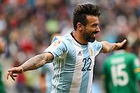 Copa America, Argentina (ARG) vs Bolivia (BOL), June 14, 2016