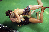 WOMEN JELLO WRESTLING
