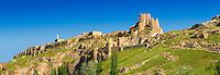 The ancient Uratian iron age fortress of Van, Van, Turkey 1