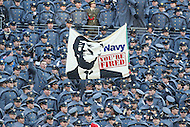 Baltimore, MD - December 10, 2016: The Army Cadets during game between Army and Navy at  M&T Bank Stadium in Baltimore, MD.   (Photo by Elliott Brown/Media Images International)