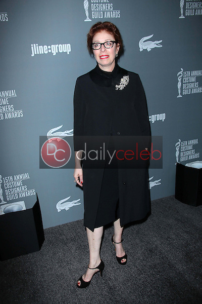 Judianna Makovsky<br /> at the 15th Annual Costume Designers Guild Awards, Beverly Hilton, Beverly Hills, CA 02-19-13<br /> David Edwards/DailyCeleb.com 818-249-4998