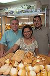 Guatemalan owners of Guatemalteca Bakery in Los Angeles, CA