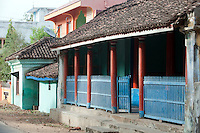 A home in Thittacheri. <br /> Tamil Nadu. South India.