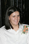 06 January 2006,  Senior forward Christine Sinclair of the University of Portland is the winner of the 2005 Hermann Trophy during the Missouri Athletic Club presentation of the 2005 Hermann Trophy in St. Louis, Missouri..---LIVE IMAGE---