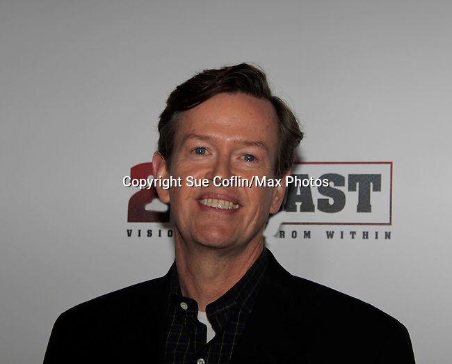 """Premiere of """"23 Blast"""" - Vision Comes From Within"""" - a film by Dylan Baker  on October 20, 2014 at Regal Cinemas E-Walk Theatre, New York City. (Photo by Sue Coflin/Max Photos)"""