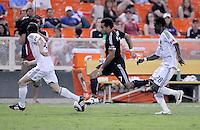 D.C. United forward Dwayne De Rosario (7). D.C. United defeated The Vancouver Whitecaps FC 4-0 at RFK Stadium, Saturday August 13 , 2011.
