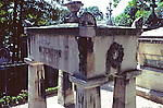 Grave Of Moliere In Pere Lachaise