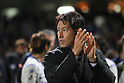 Akira Nishino (Gamba), December 3, 2011 - Football / Soccer : 2011 J.LEAGUE Division 1, 34th Sec match between Shimizu S-Pulse 1-3 Gamba Osaka at OUTSOURCING Stadium Nihondaira in Shizuoka, Japan. (Photo by Akihiro Sugimoto/AFLO SPORT) [1080]