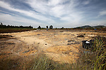 Discarded testing materials litter a dioxin-contaminated field at the international airport in Da Nang, Vietnam. The airport served as a major U.S. base during the Vietnam War, and was a primary storage site for Agent Orange and other herbicides. From 1961 to 1971, the U.S. Air Force dumped more than 20 million gallons of the chemicals on southern Vietnam and along the borders of neighboring Laos and Cambodia. Used to defoliate the jungles that North Vietnamese and Viet Cong soldiers used for cover, Agent Orange and other herbicides were laced with dioxin, a deadly compound that has been linked to cancer, diabetes, birth defects and other illnesses. The Vietnam Red Cross estimates that 3 million Vietnamese suffer from illnesses related to dioxin exposure, including at least 150,000 people born with severe birth defects since the end of the war. The United States is paying to clean up contaminated soil at the airport, a $43 million project that started last August and is expected to take until the end of 2016 to complete. But there are at least 26 other known or potential dioxin &quot;hotspots&quot; in Vietnam, all of them around former U.S. bases. It is unclear at this point when these sites will be cleaned up and who will pay for it. May 30, 2012.