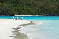 Cinnamon Bay Beach<br /> Virgin Islands National Park<br /> St. John<br /> US Virgin Islands