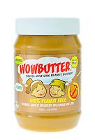 Jar of Wowbutter Peanut Butter, 100% Peanut Free Spread - Nov 2014.