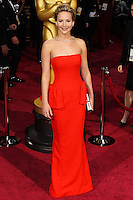 HOLLYWOOD, LOS ANGELES, CA, USA - MARCH 02: Jennifer Lawrence at the 86th Annual Academy Awards held at Dolby Theatre on March 2, 2014 in Hollywood, Los Angeles, California, United States. (Photo by Xavier Collin/Celebrity Monitor)
