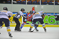 IJSHOCKEY: HEERENVEEN: 20-12-2013, IJsstadion Thialf, UNIS Flyers -Tilburg Trappers, uitslag 4-1, ©foto Martin de Jong