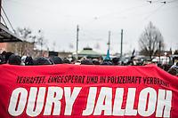 2017/01/07 Dessau | Gedenk-Demonstration für Oury Jalloh