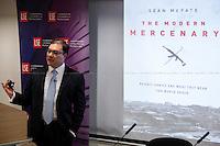 """19.10.2015 - LSE Presents: """"The Modern Mercenary"""" - #LSEMcFate"""