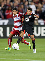 DC United vs FC Dallas March 30 2012