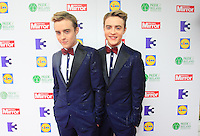 03/06/2014  <br />  <br /> during the Pride of Ireland awards at the Mansion House, Dublin.<br /> Photo: Gareth Chaney Collins